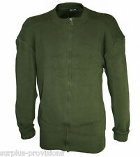 New Swedish Army 100% Wool Sweater - Choice of Sizes - Military Surplus #SL2522