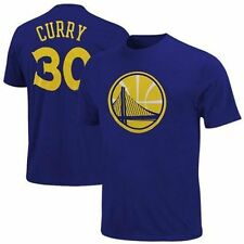 Stephen Curry #30 Golden State Warriors T-Shirt 3XL Jersey Style Majestic NBA