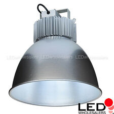 LED High Bay Light Fixture with Aluminum Reflector for Warehouse Factory Garage