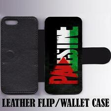 SAVE PALESTINE GAZA Leather Wallet/Flip Phone Case Cover for iPhone Samsung