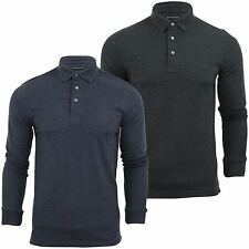 Mens Magoo Pique Polo T Shirt French Connection/ FCUK Long Sleeved