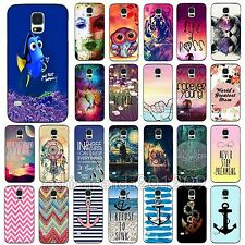 Best Various Scenery  Anchor Pattern Case Skin Cover for Samsung Galaxy S3 S4 S5