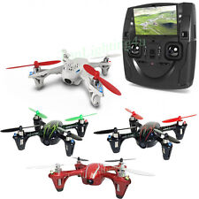 RTF Upgrade  X4 Mini RC Quadcopter Plane RTF 5.8Ghz FPV 4CH HD Camera Helicopter