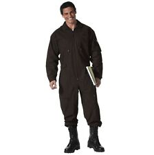 Black Air Force CWU-27P Style Flightsuit, Coverall