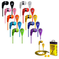 3.5mm In-ear Headset Headphone Earphone Earbuds For iPhone 4 5 MP3 New Gayly