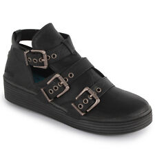 Blowfish Birdie Womens Fashion Trainers Syn Leather Black New Shoes 3,4,5,6 UK