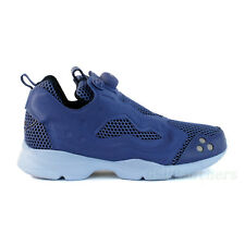 87ebb29b06bb2a Reebok Pump Fury HLS (Bandana Blue Navy Blue Silver) Men s Shoes