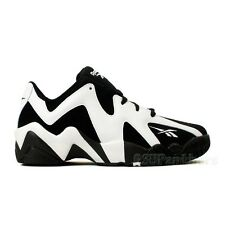 Reebok Kamikaze ii Low (Black/White) Men's Shoes M44438