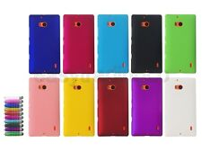 Hard Back Cover Case for Nokia Lumia 930 + Screen Protector + Stylus Pen
