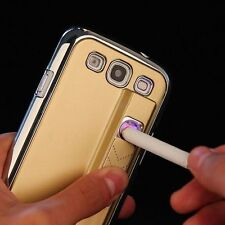 Luxury Cigarette Lighter Smoking Back Case Cover For Samsung Galaxy S3 III I9300