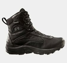"""UNDER ARMOUR Mens 7"""" Tall SpeedFreek Tactical Boot Black with GORE TEX Lining"""
