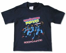 IMAGINATION MOVERS - ROCK-O-MATIC 2012 TOUR NAVY BLUE T-SHIRT NEW KIDS TODDLER