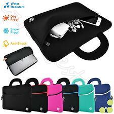 """Kozmicc 13.3"""" Inch Ultrabook Notebook Laptop Sleeve Handle Bag Pouch Case Cover"""
