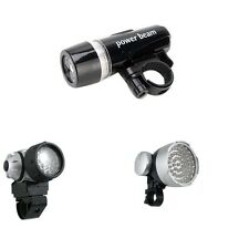 LED Front Bike Light Flashing Rear Tail Lights Cycling Bicycle Headlight Torch