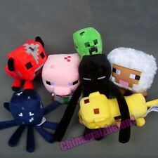 Hot Minecraft Game Enderman Creeper Pig Plush Soft dollToy Doll Xmas Gift