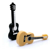 Cartoon Guitar USB 2.0 Memory Stick Flash pen Drive 4GB 8GB 16GB 32GB BP448