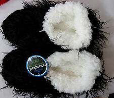 SNOOZIE BLING SLIPPERS Machine Wash SUPER WARM 6 Colors S M or L Free Ship!
