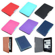 Magnetic Slim Flip Leather Wake Sleep Case Cover For Amazon Kindle Paperwhite In