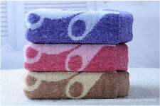 100% Cotton Bear Hight QC Face Beauty Towel Cleaning Hand Towel 34x76CM