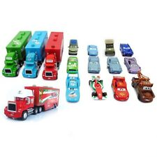 Mattel Disney Pixar Cars 43/95/86 King/Chick Hicks/Mack Hauler Diecast Toys ect