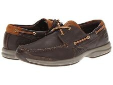 TIMBERLAND EARTHKEEPERS HULLS COVE MEN'S LEATHER COMFORT CASUAL NEW IN BOX