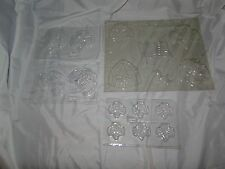 NEW VINTAGE GIRL SCOUT EMBLEMS CANDY MOLDS YOU PICK FROM 4 DIFFERENT ONES