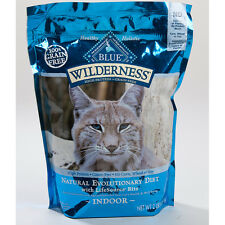 Blue Buffalo Wilderness Indoor Chicken Recipe Dry Food for Adult Cats