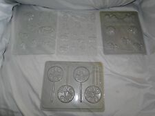 NEW VINTAGE BABIES SHOWER VARIETY CANDY MOLDS, U PICK FROM 4