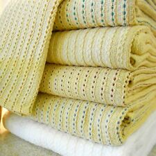 George Washington's Choice Woven Blanket  Queen Size