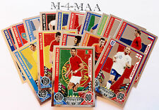 Card Individuale Match Attax Inghilterra Euro 2012 Star Player