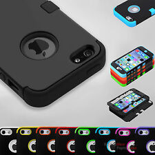 Hybrid Tuff Hard Shockproof Rugged Heavy Duty Cover Case For Apple iPhone 6 4.7""