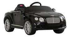 Bentley Continental GT Kids Battery Electric Ride on Car 12v Sports Car