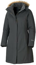 MARMOT WOMENS CHELSEA GOOSE DOWN FULL LENGTH PARKA COAT - 2013 MODEL  (061689)