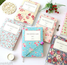 The Gentle Lady Diary Planner Scheduler Journal Agenda Notebook Korean Organizer