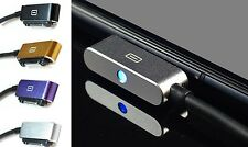 LED Aluminum Metal Magnetic Charger Cable For Sony Xperia Z3 Z2 Z1 L39H Compact