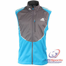 Adidas Mens Formotion Goretex Windstopper Vest (Rare Olympic Issue) rrp£200