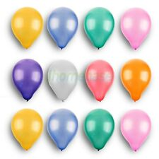 Wholesale 100Pcs Birthday Wedding Party Decoration Latex Balloons 10 inch