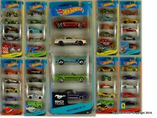 HOTWHEELS 5-Pack Racing Cars Gift Set NEW YOU CHOOSE 1:64!