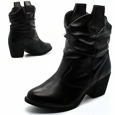 NEW WOMENS LADIES ANKLE BOOTS HEEL SHOES BOOTS BOOTIES SIZE JANUARY SALE