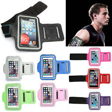 "Premium Gym Sports Running Armband Case Cover For iPhone 6 4.7"" 5.5"" Plus 5 5S"