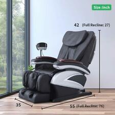 BestMassag Electric Full Body Massage Chair Recliner Heat Stretched Foot Rest06C