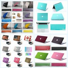 "26 Colors Rubberized Matte Hard Case+Keyboard Cover For Macbook Air 13""/13.3inch"