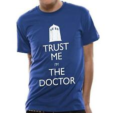Dr Who: Trust Me Im The Doctor Short Sleeve Mens T-Shirt - New & Official BBC