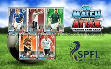 Scottish Match Attax SPFL 2014-2015 14/15 - CHAMPIONSHIP TEAMS BASE CARDS