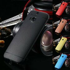 For HTC ONE M8 Case Soft Cute TPU Silicone Gel Rubber Fashion Fitted Back Cover