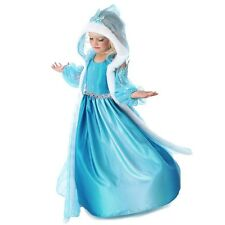 New Frozen Kids Elsa Princess Costume Girls Holiday Dresses Clothing 3 4 5 6 7 8
