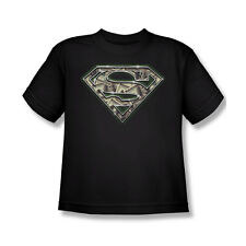Superman All About The Benjamins - Youth T-Shirt - Black SM1401-YT