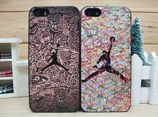 Dunking Play Basketball Hard Case Cover for iPhone 5 5S