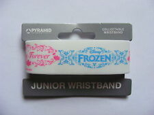 Disney Frozen Gummy/Rubber Wrist Band 2 To Choose From Pick From List