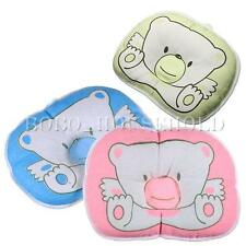 1Pcs Baby Infant Support Pillow Prevent Flat Head Sleeping Neck Positioner Bear